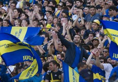 Boca crowned Argentine champions