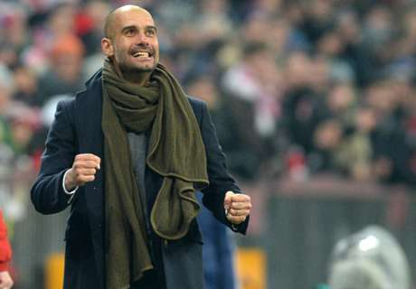 Pep is welcome back at Barca - Laporta