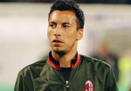 Vangioni jugó su segundo partido en Milan