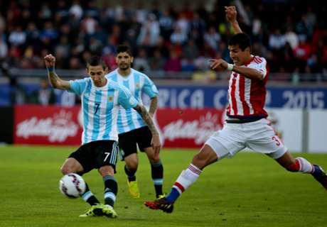 Las curiosidades de Argentina-Paraguay