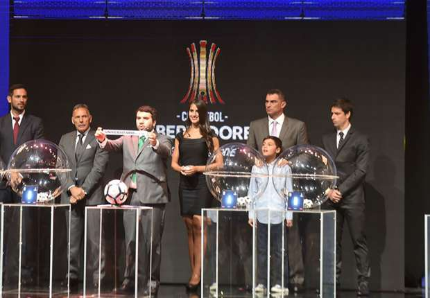Veja como ficaram confrontos das oitavas de final da Copa Libertadores 2017