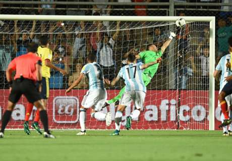 Messi magic settles qualifier