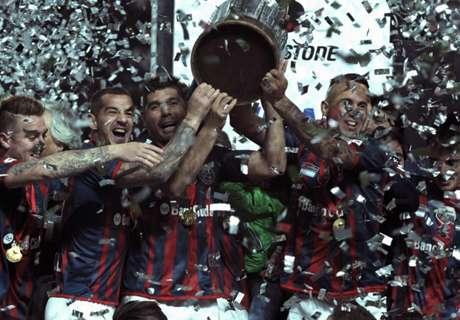 A un año de la Libertadores del Ciclón