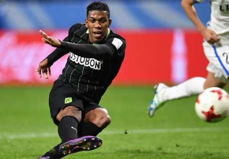 Flamengo no se rinde por Berrío