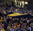 VIDEO: Boca Juniors fan stampede