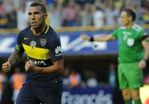 Carlos Tevez wechselte zurück in seine Heimat
