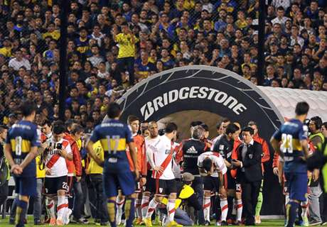 Conmebol slammed after River attack