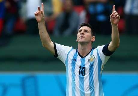 Mais uma garantia para Messi