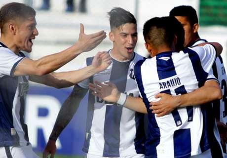 Talleres ganó su primer partido
