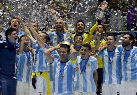 Mengenal Lebih Dekat Piala Dunia Futsal