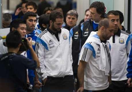 Previa Amistosos: Hong Kong - Argentina