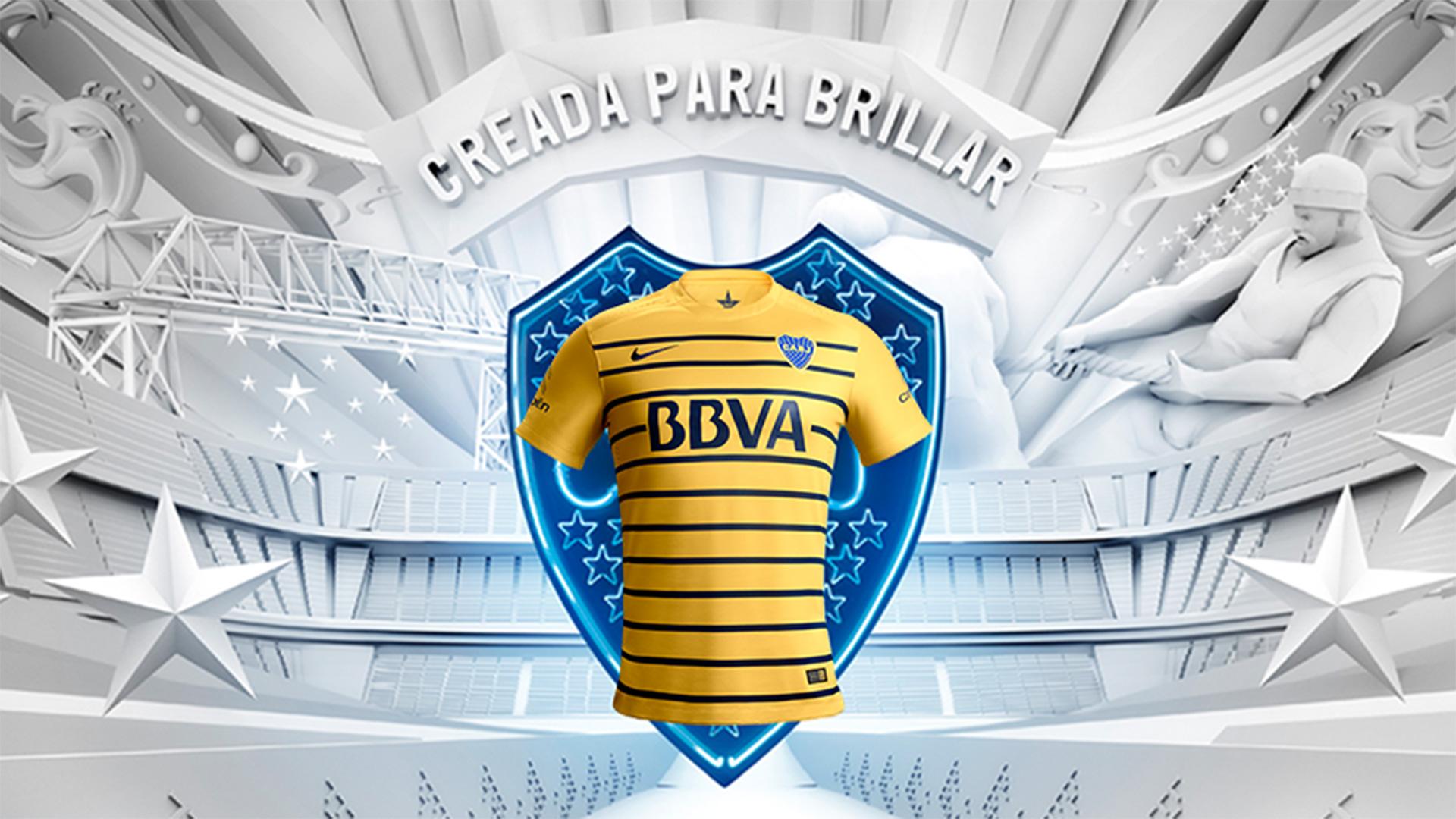 6e353f9a3a28c Camiseta Alternativa De Boca Telefe Noticias Youtube