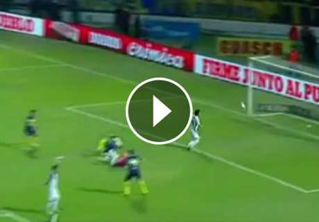 ► Benedetto sigue 'on fire'