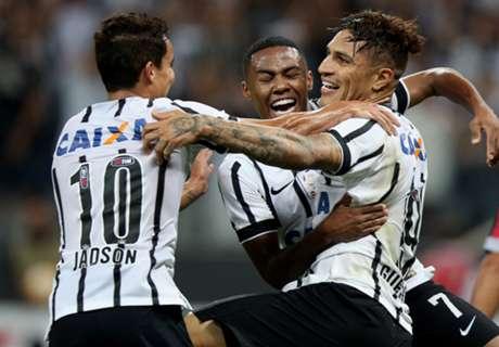 Libertadores: Corinthians 4-0 Danubio