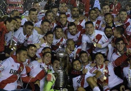 River Plate Kampiun Copa Libertadores