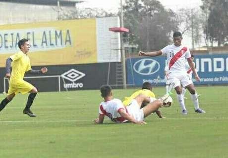 Primera caída en Perú