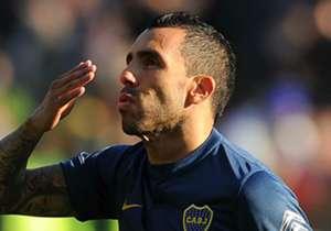 Carlos Tevez | Boca Juniors | Valor de mercado: 22 millones de dólares.