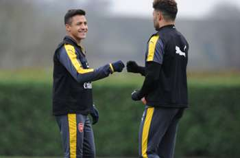 Alexis Sánchez entrenó en Arsenal y podría estar en la FA Cup