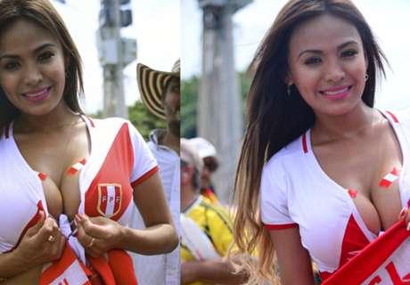 GALLERY - Sudamerica, le tifose più belle