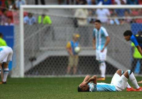 Argentina se despidió de Río 2016