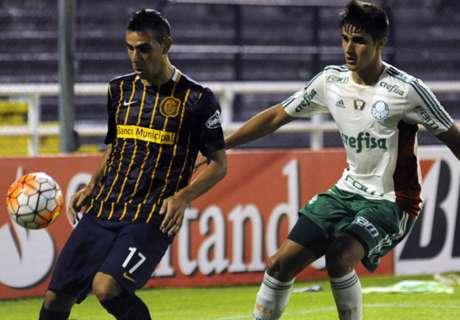 ► R. Central 3-3 Palmeiras