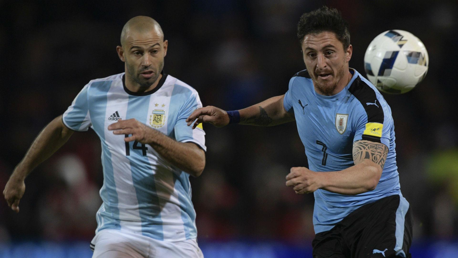 Uruguay vs. Argentina, la recaudación más alta del fútbol oriental