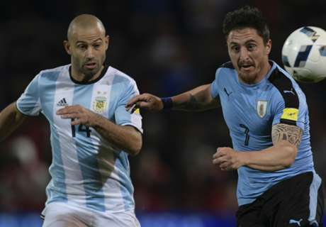 Uruguay - Argentina, recaudación récord