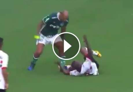 ► ¿Felipe Melo se volvió loco?