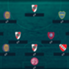 Arranca el fútbol argentino y estos son los once mejores jugadores.