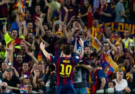 Los 25 festejos de Leo