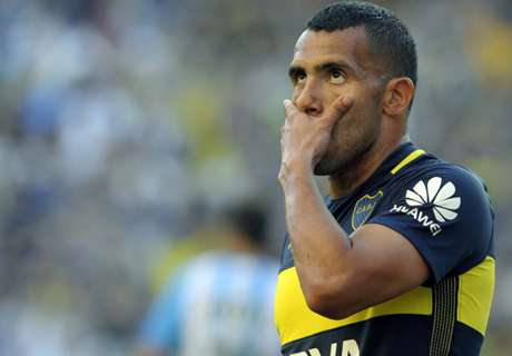 Will this be Tevez's last Superclasico?
