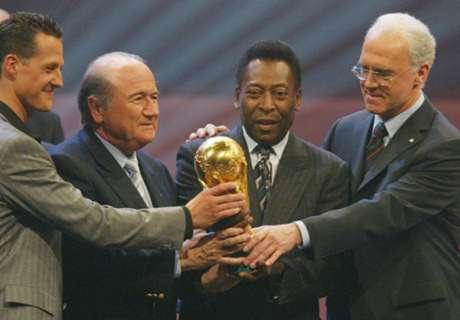 La fédération allemande cible Beckenbauer