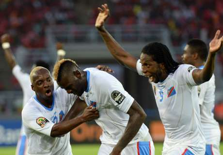 RD Congo y Guinea Ecuatorial a semis