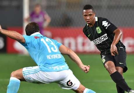 ► Sp. Cristal 0-1 Atl. Nacional