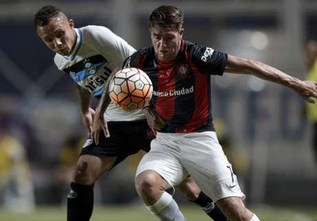 Libertadores: San Lorenzo 1-1 Gremio