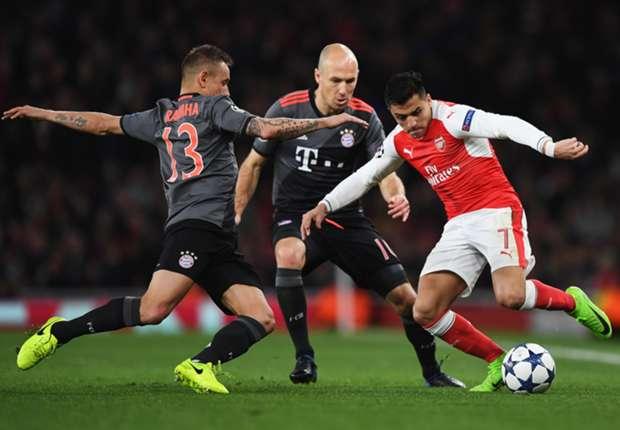 UEFA abrirá proceso disciplinario contra Arsenal y Bayern Munich