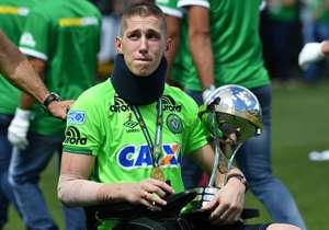 2016 | Chapecoense, campeón, tras la tragedia. Atlético Nacional fue el finalista.