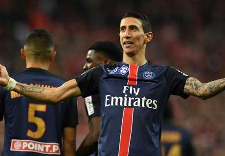 PSG vence a Copa da Liga na França!