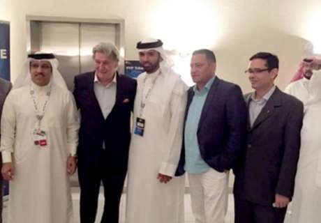 ¿Qué hace Armando Pérez en Bahrein?