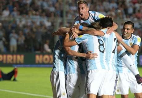 Ranking FIFA: Argentina prima, Italia 16ª