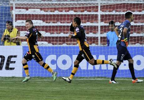 ► The Strongest 4-0 Wanderers