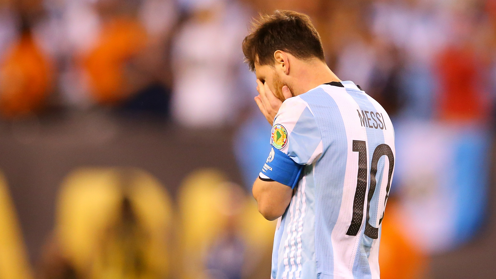 Argentina never loved Messi as Barcelona do - now they must beg him to ...