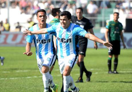 EN VIVO: Vélez 0-3 Racing