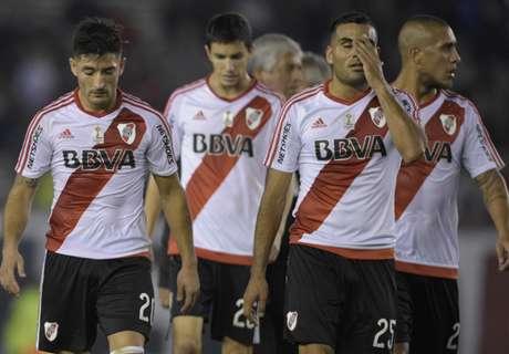 Libertadores: River 1-0 Independiente