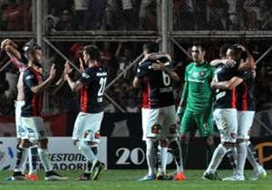San Lorenzo 1-0 Sao Paulo | Copa Libertadores | 01-04-2015.