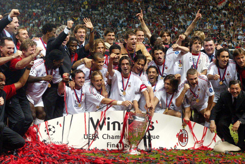 Milan Campione d'Europa 2003