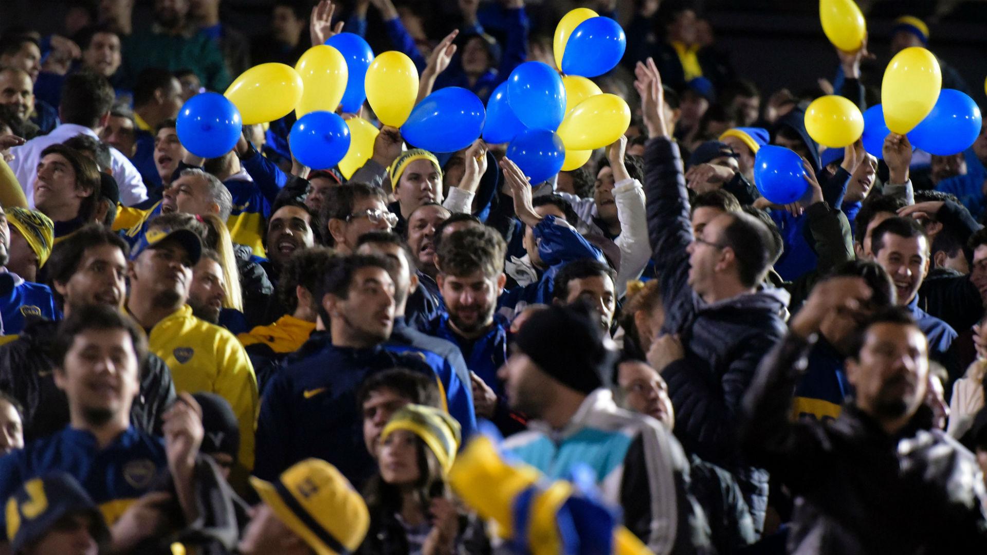 Argentinien: Boca Juniors-Fan ruft Polizeinotruf an und meldet