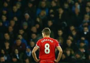 Gerrard Liverpool Premier League