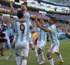 Argentina Melaju Mulus Ke Semi-Final