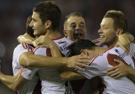 Libertadores: River 6-0 The Strongest